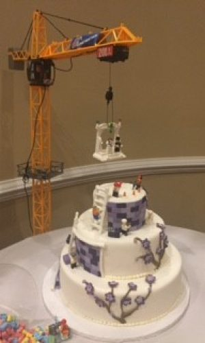 Crane-cake