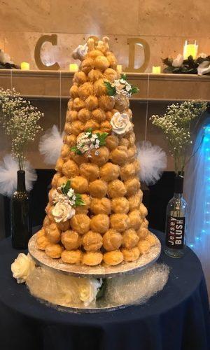 Wedding-Croquembouche