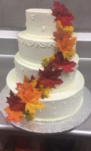 fall-leaves-cake